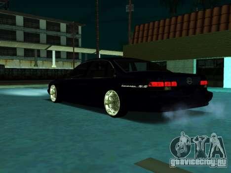 Chevrolet Impala SS 1995 для GTA San Andreas вид сзади слева