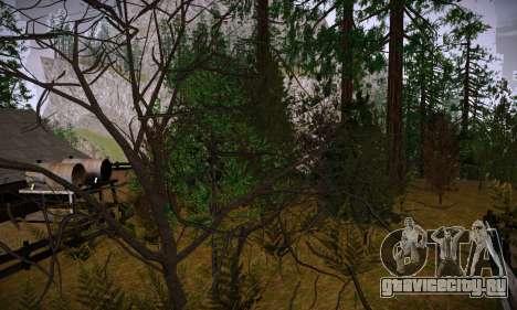 ENBSeries by Makar_SmW86 Final version для GTA San Andreas второй скриншот