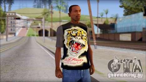 Ed Hardy T-Shirt для GTA San Andreas