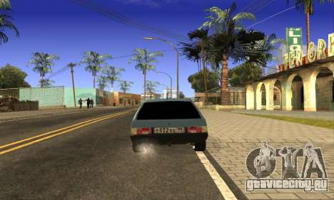 ЗАЗ Таврия для GTA San Andreas вид слева