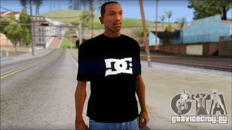DC Shoes Shirt для GTA San Andreas