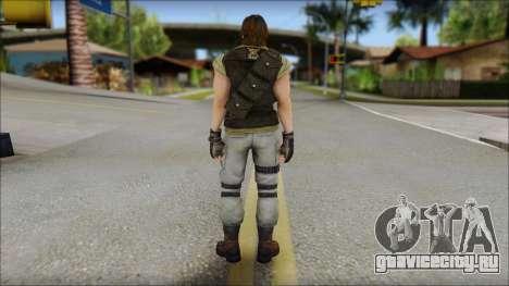Carlos для GTA San Andreas второй скриншот