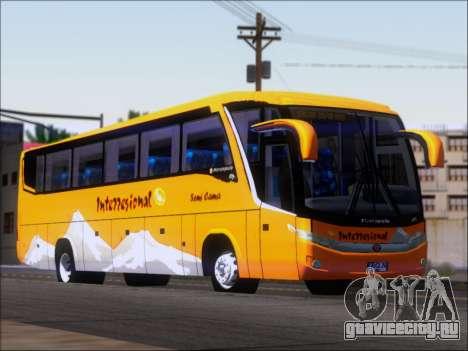 Marcopolo Viaggio 1050 G7 Buses Interregional для GTA San Andreas