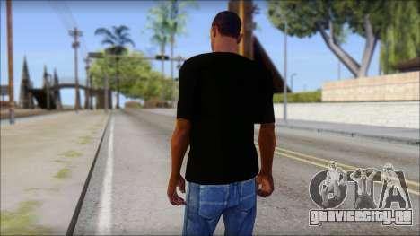 Anarchy T-Shirt Mod v2 для GTA San Andreas второй скриншот