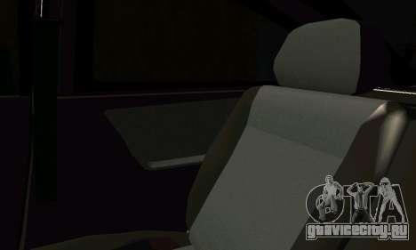 ВАЗ 21123 Turbo для GTA San Andreas вид сбоку