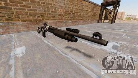 Ружьё Benelli M3 Super 90 siberia для GTA 4