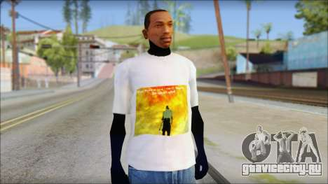 Monster von Back O Beyond T-Shirt для GTA San Andreas