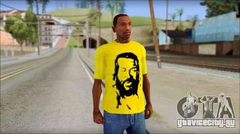 Bud Spencer And DAnusKO T-Shirt для GTA San Andreas
