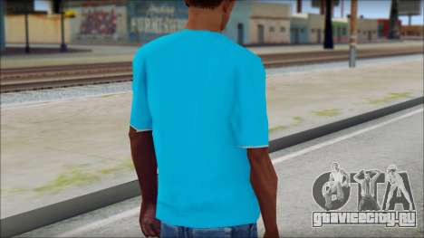 Go hard or Go home Shirt для GTA San Andreas второй скриншот