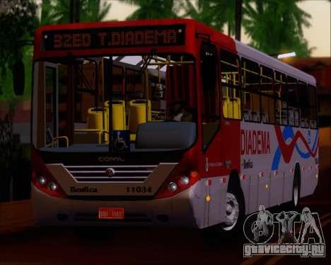 Comil Svelto 2008 Volksbus 17-2 Benfica Diadema для GTA San Andreas