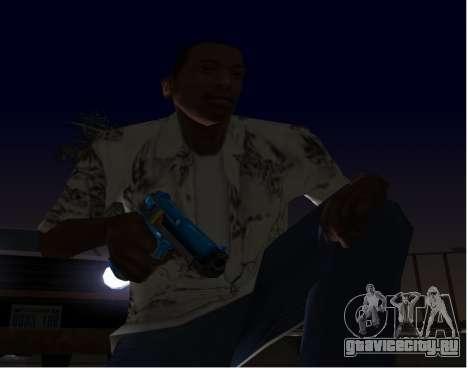 D.Eagle Rainbow Dash для GTA San Andreas второй скриншот