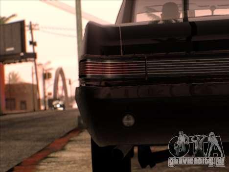 Lime ENB v1.1 для GTA San Andreas восьмой скриншот