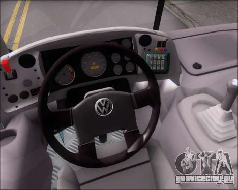 Marcopolo Torino G7 2007 - Volksbus 17-230 EOD для GTA San Andreas вид сбоку