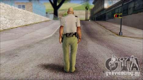 James Wheeler from Silent Hill Homecoming для GTA San Andreas второй скриншот