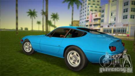 Ferrari 365 GTB для GTA Vice City вид слева