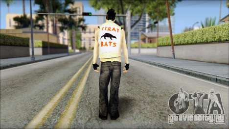 Joel from Good Charlotte для GTA San Andreas второй скриншот