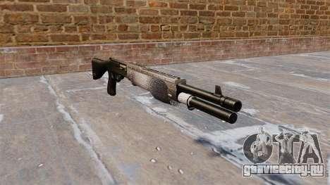Ружьё Franchi SPAS-12 Chrome для GTA 4