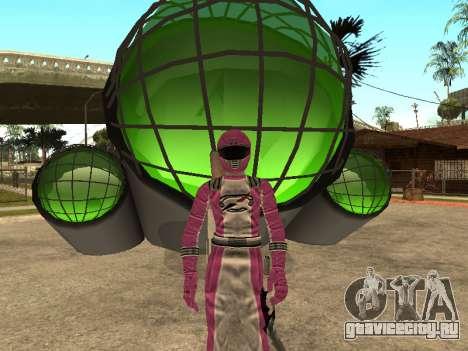 Power Rangers Operation Overdrive для GTA San Andreas девятый скриншот