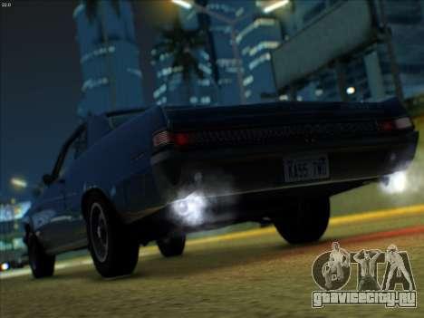 Lime ENB v1.1 для GTA San Andreas шестой скриншот