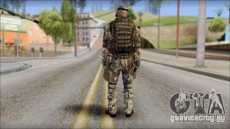 Nima GROM from Soldier Front 2 для GTA San Andreas второй скриншот