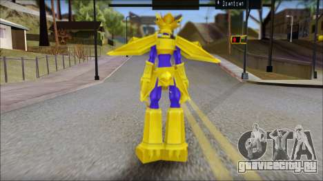 Magnamon для GTA San Andreas второй скриншот