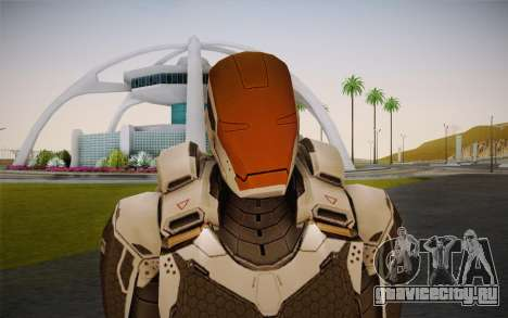 Iron Man Gemini Armor для GTA San Andreas третий скриншот
