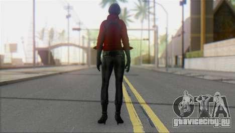 Ada Wong v1 для GTA San Andreas второй скриншот