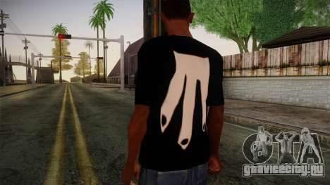 Shirt Madafaka для GTA San Andreas второй скриншот