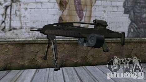XM8 LMG Olive для GTA San Andreas
