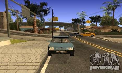 ЗАЗ Таврия для GTA San Andreas вид справа