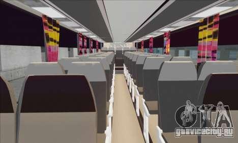 Sada Bahar Coach для GTA San Andreas вид снизу