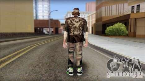 The Truth Skin для GTA San Andreas второй скриншот