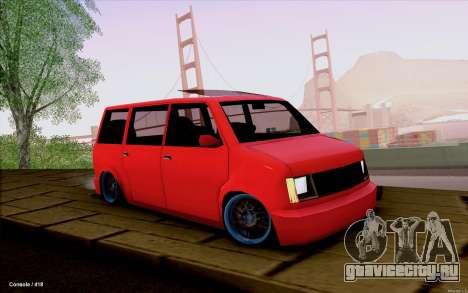 Moonbeam Stance для GTA San Andreas