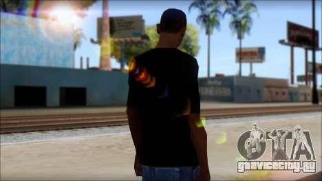 Dem Boyz T-Shirt для GTA San Andreas второй скриншот