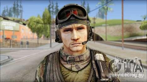Nima GROM from Soldier Front 2 для GTA San Andreas третий скриншот