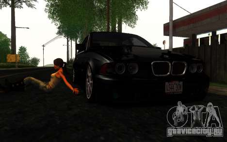 ENBSeries v5.2 Samp Editon для GTA San Andreas третий скриншот