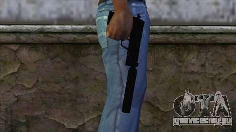 USP-S from CS:GO v2 для GTA San Andreas третий скриншот