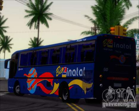 Busscar El Buss 340 Bio Linatal для GTA San Andreas