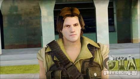 Carlos для GTA San Andreas третий скриншот