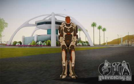 Iron Man Gemini Armor для GTA San Andreas