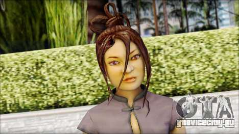 Girl on heels для GTA San Andreas третий скриншот