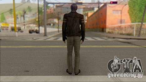 Leon .S.Kennedy v1 для GTA San Andreas второй скриншот