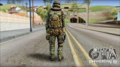Forest UDT-SEAL ROK MC from Soldier Front 2 для GTA San Andreas второй скриншот