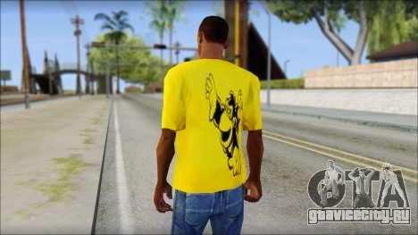 Bud Spencer And DAnusKO T-Shirt для GTA San Andreas второй скриншот