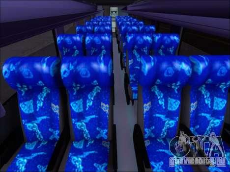 Marcopolo Viaggio 1050 G7 Buses Interregional для GTA San Andreas вид сзади