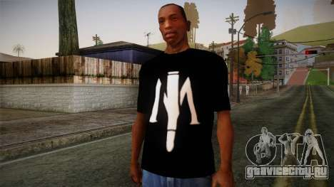 Shirt Madafaka для GTA San Andreas