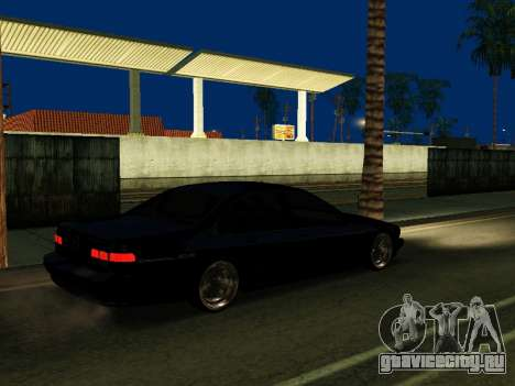 Chevrolet Impala SS 1995 для GTA San Andreas вид сзади