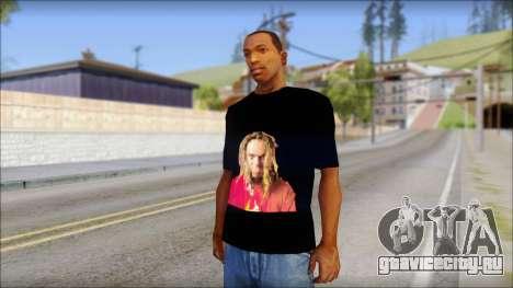 Max Cavalera T-Shirt v2 для GTA San Andreas