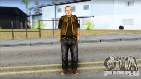 BarMan of 100 X-Ray для GTA San Andreas второй скриншот
