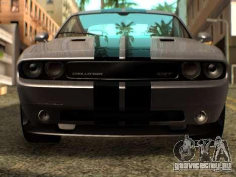Lime ENB v1.1 для GTA San Andreas второй скриншот